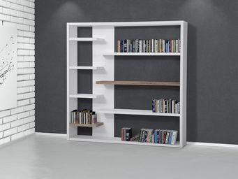 BELIANI - trenton - Bookcase