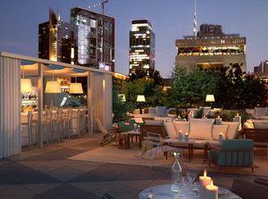 NIDO -  - Layout Of Architect Bars Restaurants