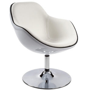Alterego-Design - kok - Swivel Armchair