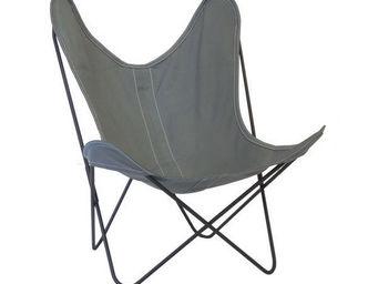 Airborne - coton gris - Armchair