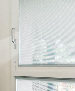 Integrated window blind