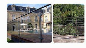 La Miroiterie Landaise -  - Stair Railing