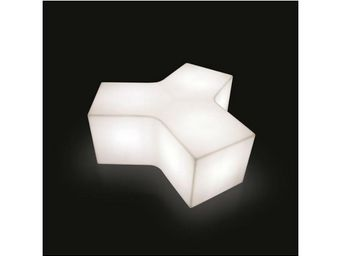 TossB - table basse lumineuse ypsilon intérieure - Decorative Illuminated Object