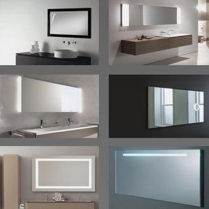 La Maison Du Bain -  - Bathroom Mirror