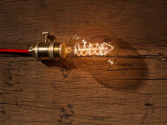 UTTERNORTH - ampoule globe - Light Bulb Filament