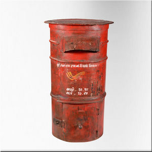 JD Co Marine -  - Letter Box