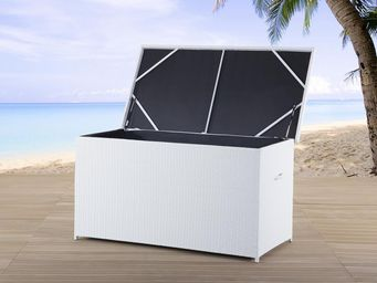 BELIANI - coffres en rotin - Outdoor Chest