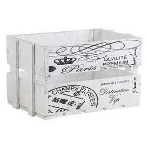 Aubry-Gaspard - caisse paris - Storage Box