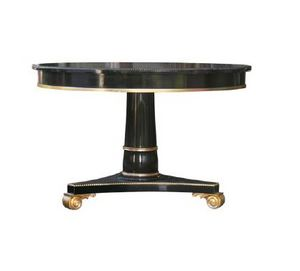 Moissonnier - napoleon iii - Round Diner Table