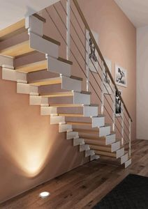 Rintal - composity - Straight Staircase