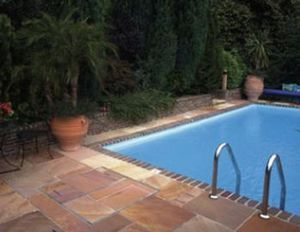 Marbrerie Des Yvelines -  - Pool Border Tile