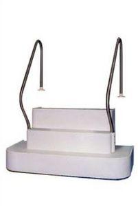 INNOVAPLAS - la marche creusée  - Pool Ladder