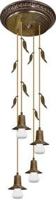 FEDE - palermo i glass collection - Hanging Lamp