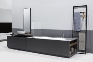 Makro - manhattan- - Bathtub To Be Embeded