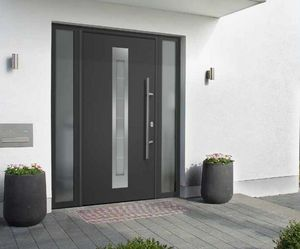 Hormann France -  - Glazed Entrance Door