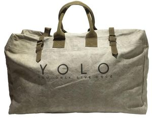 SHOW-ROOM - weekend yolo - Travel Bag