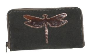 BYROOM - bronze dragonfly - Purse