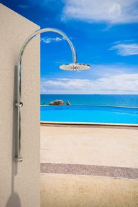 INOXSTYLE - arco beauty - Outdoor Shower