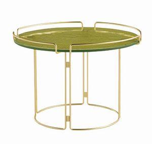 ROCHE BOBOIS - bijou - Pedestal Table