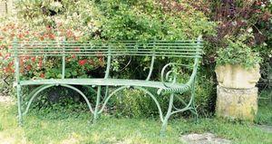 LES COULOIRS DU TEMPS -  - Garden Bench