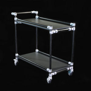TRILOGIQ -  - Multi Use Serving Trolley