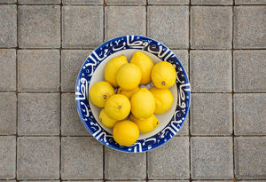 SILSAL DESIGN HOUSE -  - Fruit Dish