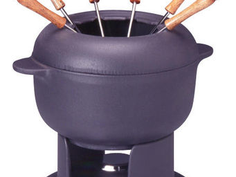 INVICTA - service à fondue savoyarde brunch en fonte - Cheese Fondue Set