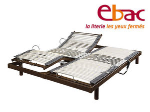 Ebac - lit electrique ebac s50 - Electric Adjustable Bed