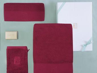 BAILET - coffret cadeau intemporel - linge de bain - - piv - Towel Set