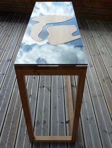 ESPRIT DU RELIEF -  - Console Table