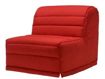 WHITE LABEL - fauteuil-lit bz matelas hr 90 cm - speed capy - l - Reclining Sofa