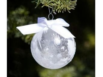 Riviera Maison - frozen frosty - Christmas Bauble