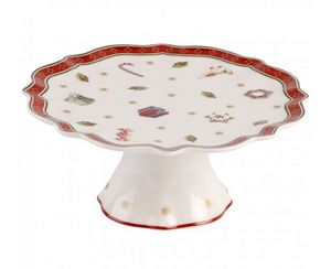 VILLEROY & BOCH - plateau sur pied toy's delight - Christmas And Party Tableware