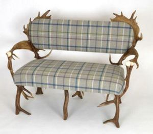 CLOCK HOUSE FURNITURE - forres - Bench Seat