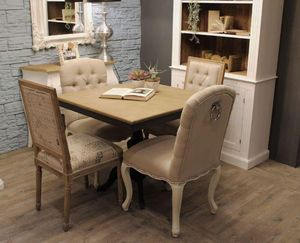 DIALMA BROWN - db004854- - Square Dining Table
