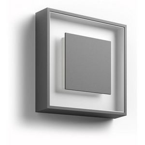 Philips - led extérieur sand ip44 h25 cm - Outdoor Wall Lamp