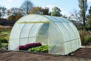 NATURE - serre maraîcher 13m² - Greenhouse