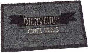 Amadeus - paillasson bienvenue chez nous 45x75 cm - Doormat