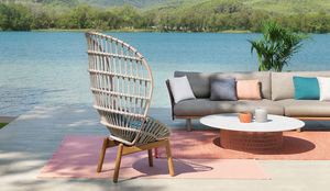 Kettal - cala  - Garden Armchair