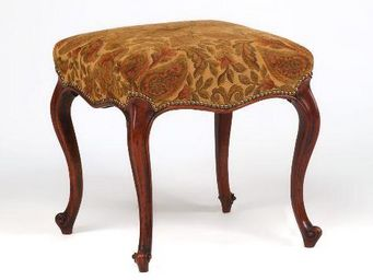 Clock House Furniture - ormiston - Footstool