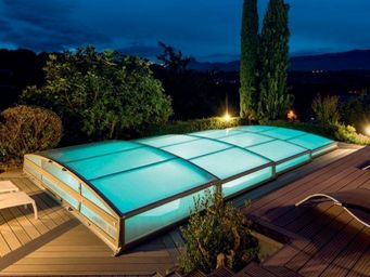 Abrideal -  - High Telescopic Pool Cover