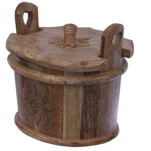 Les Sculpteurs du Lac -  - Vegetable Basket