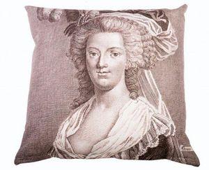 OLDREGIME - marie antoinette - Square Cushion