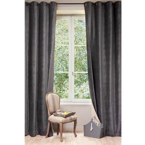 Maisons du monde - c - Eyelet Curtain