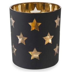 Maisons du monde - noir/o - Candle Jar