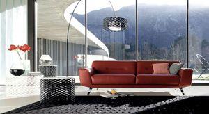 ROCHE BOBOIS - perle 2 - 3 Seater Sofa