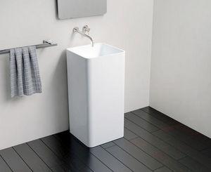 BADELOFT -  - Pedestal Washbasin