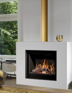Poujoulat -  - Closed Fireplace