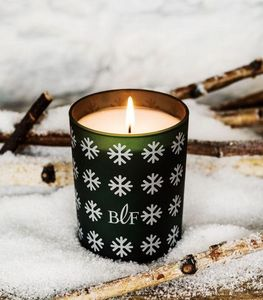 Bougies La Francaise - première neige - Scented Candle
