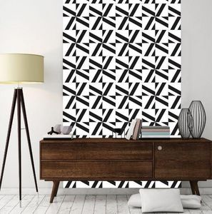 QUADRO - house of light - Repositionable Wallpaper